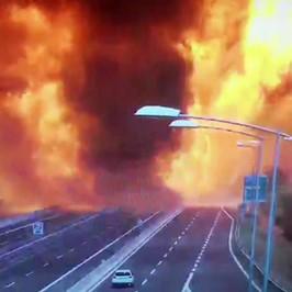 Bologna autocisterna autostrada Gpl deposito Chioggia Venezia strage Viareggio