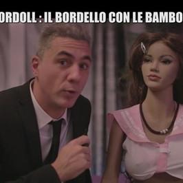 sesso con bambole primo bordello Italia Torino Cizco Germania sex doll