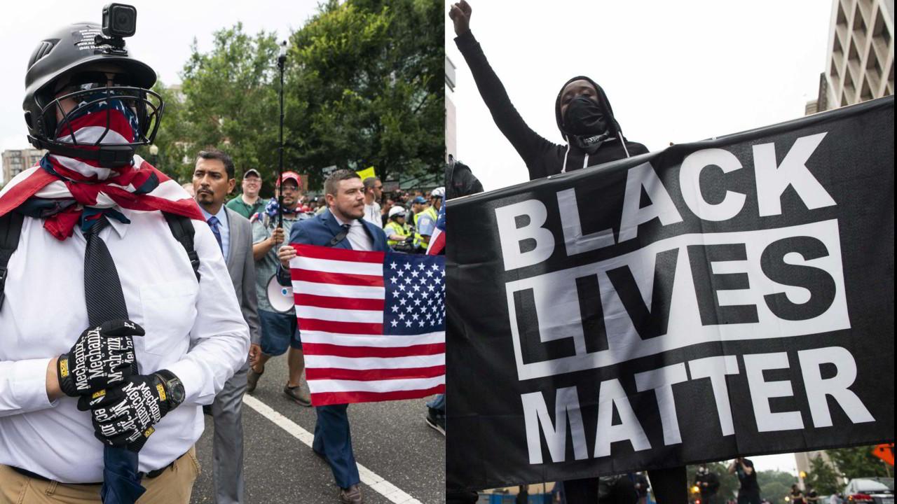 Usa: la sfida suprematisti-antirazzisti e la nostra inchiesta