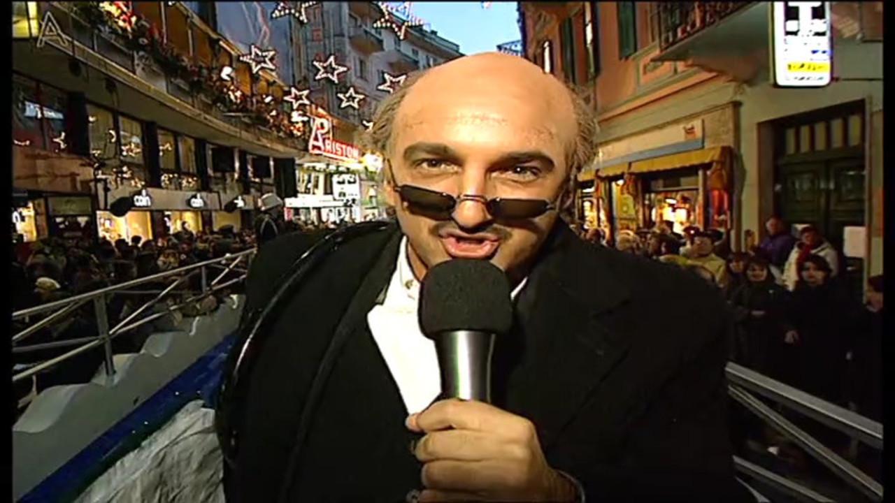 SAVINO: Maurizio Metano a Sanremo 2001