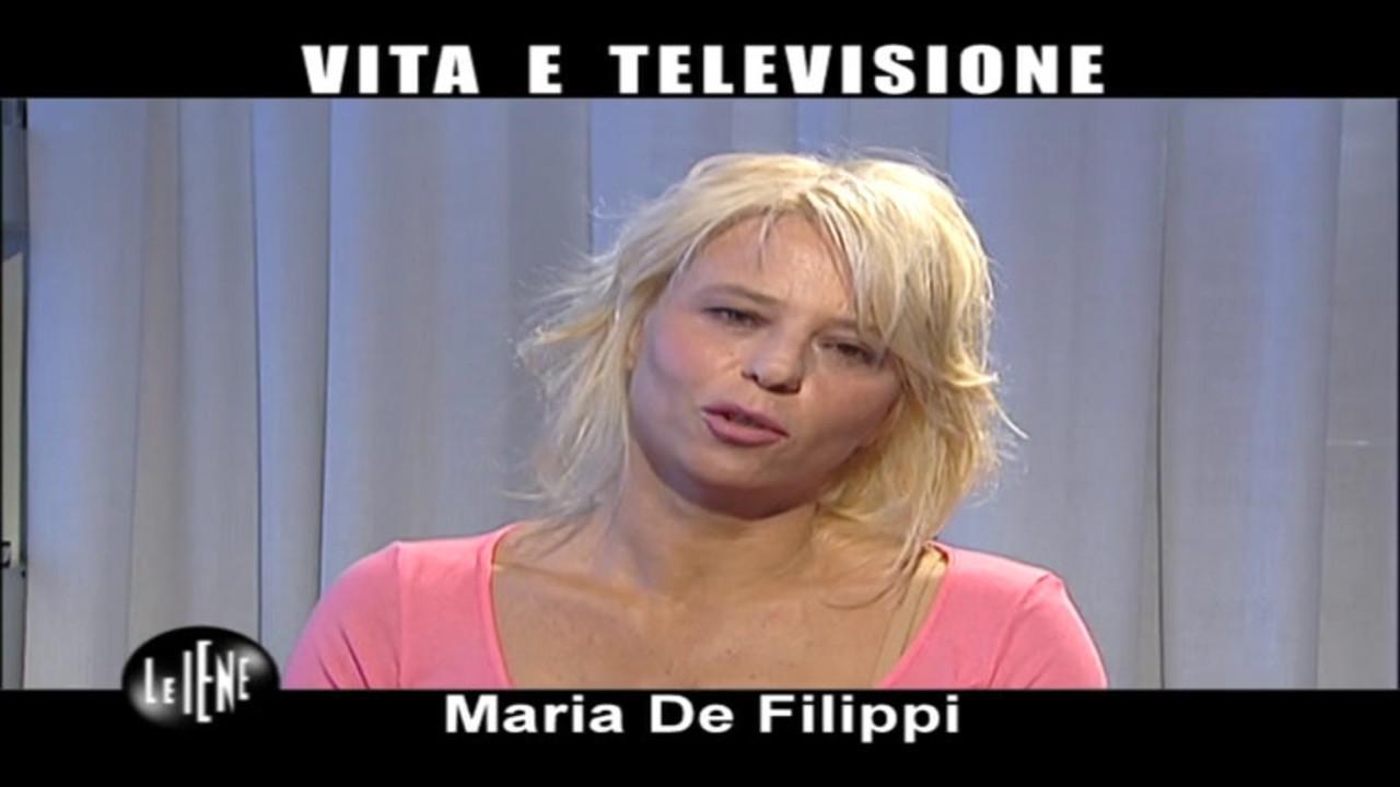 INTERVISTA: Maria De Filippi