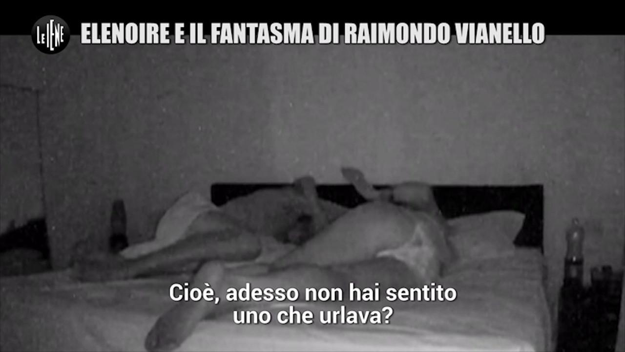 Elenoire e il fantasma di Raimondo Vianello