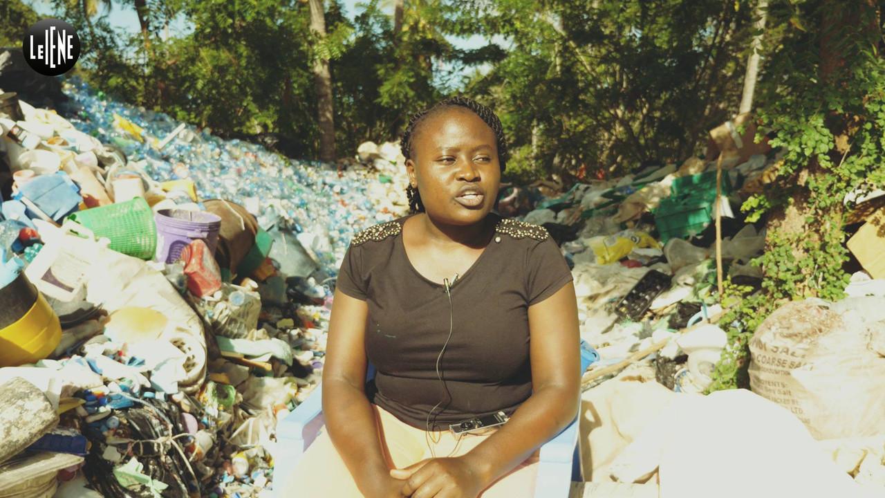 kenya plastica rifiuti