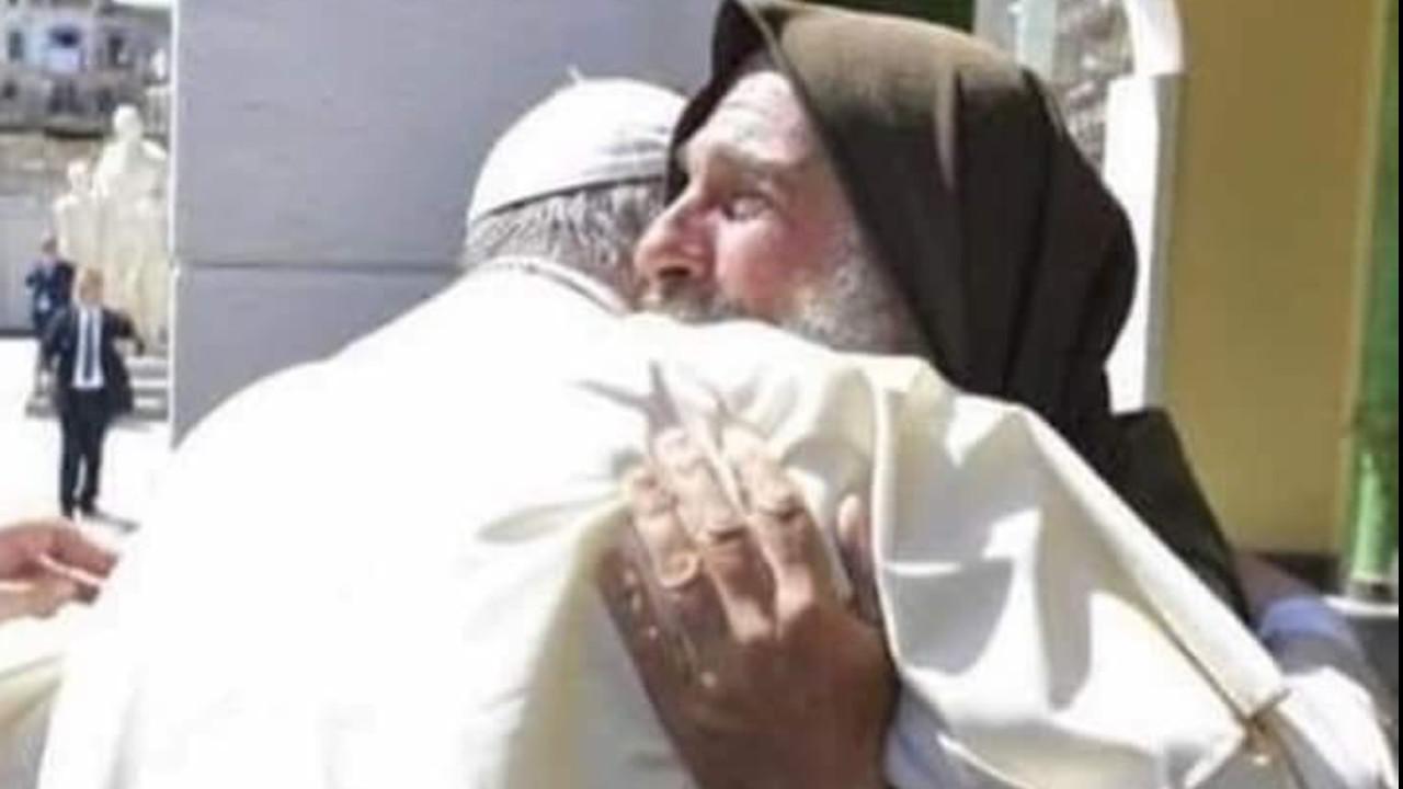 Il Papa a pranzo da Biagio Conte, il San Francesco di Palermo