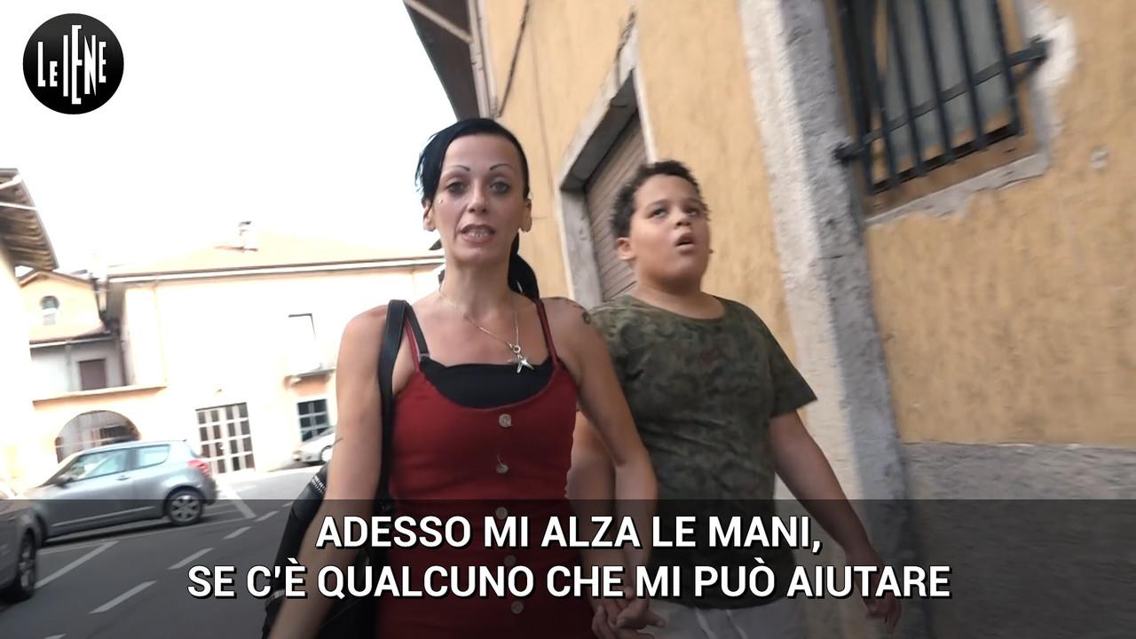 """Sindrome da deficit: """"Aiutate me e mio figlio"""""""