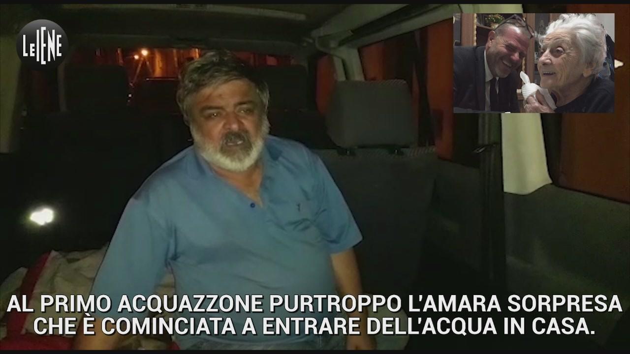 appello senza casa 20 anni terremoto Trecchina Basilicata Carmine Zia Fifina morta video