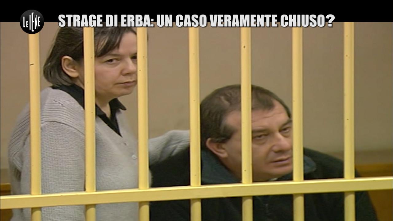 strage Erba Olindo Romano Rosa Bazzi inchiesta