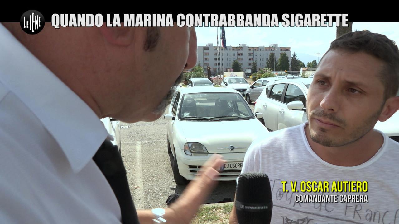 contrabbando sigarette marina nave