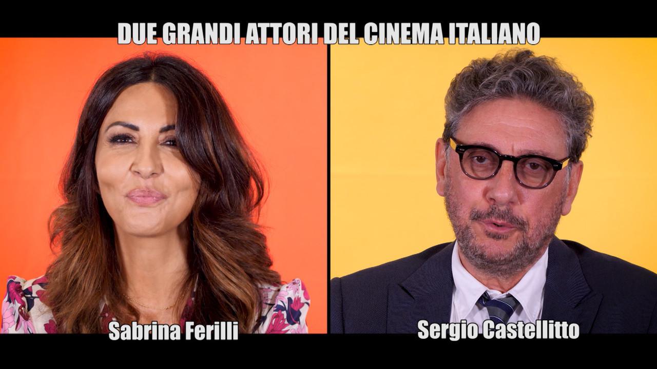 Ferilli Castellitto cinema Ricchi di fantasia