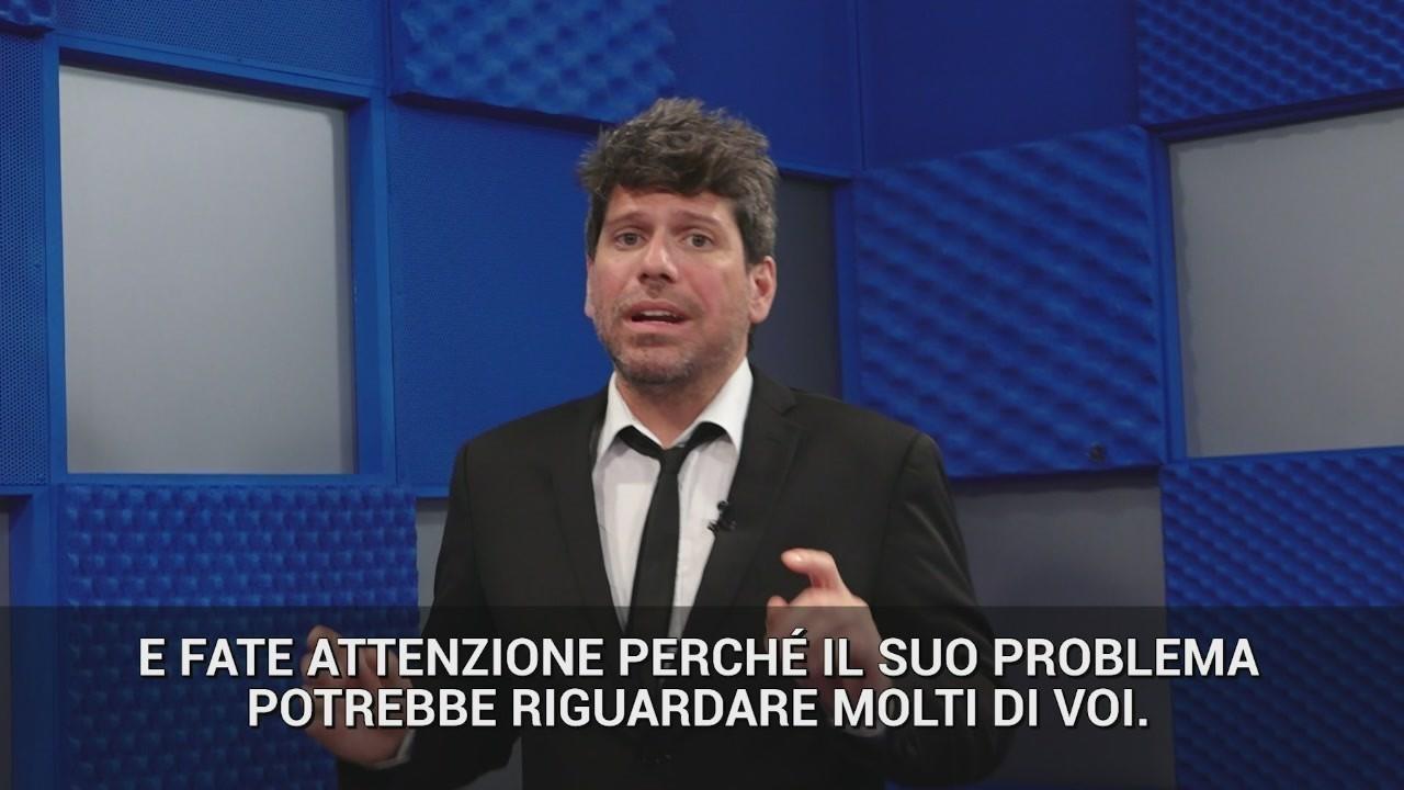Fausto Terenzi successo dj radio sul lastrico problema grave video