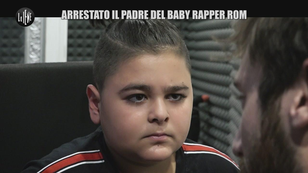 DE DEVITIIS Arrestato papà rapper 500Tony nuovo servizio