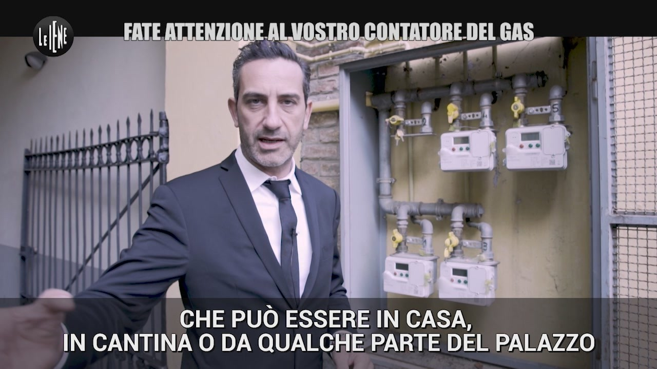 allarme contatori gas consumi bolletta test video tutorial