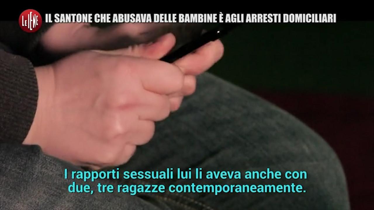 abusi setta bambine piero capuana santone