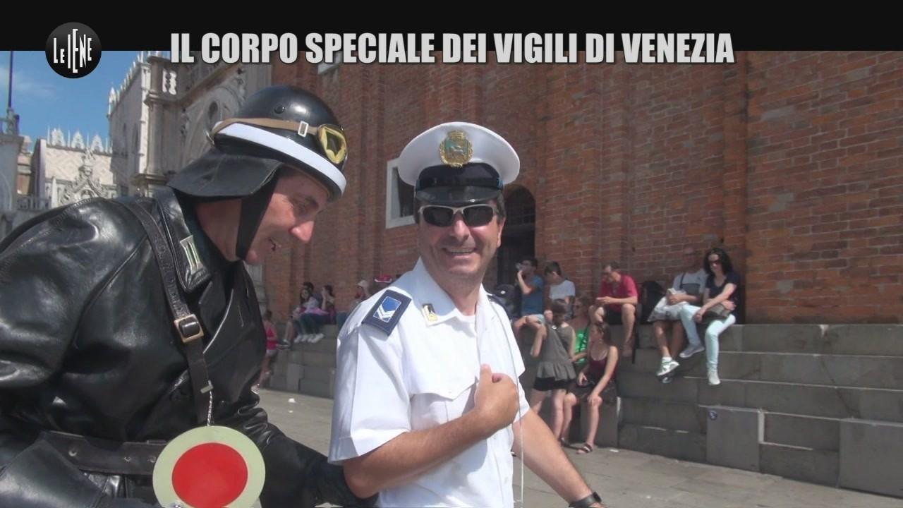 CALABRESI Esami Olimpiadi Vigili Venezia