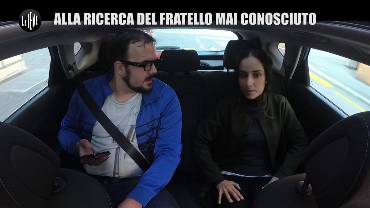 TRINCIA Clarissa sogno incontrare fratello sconosciuto