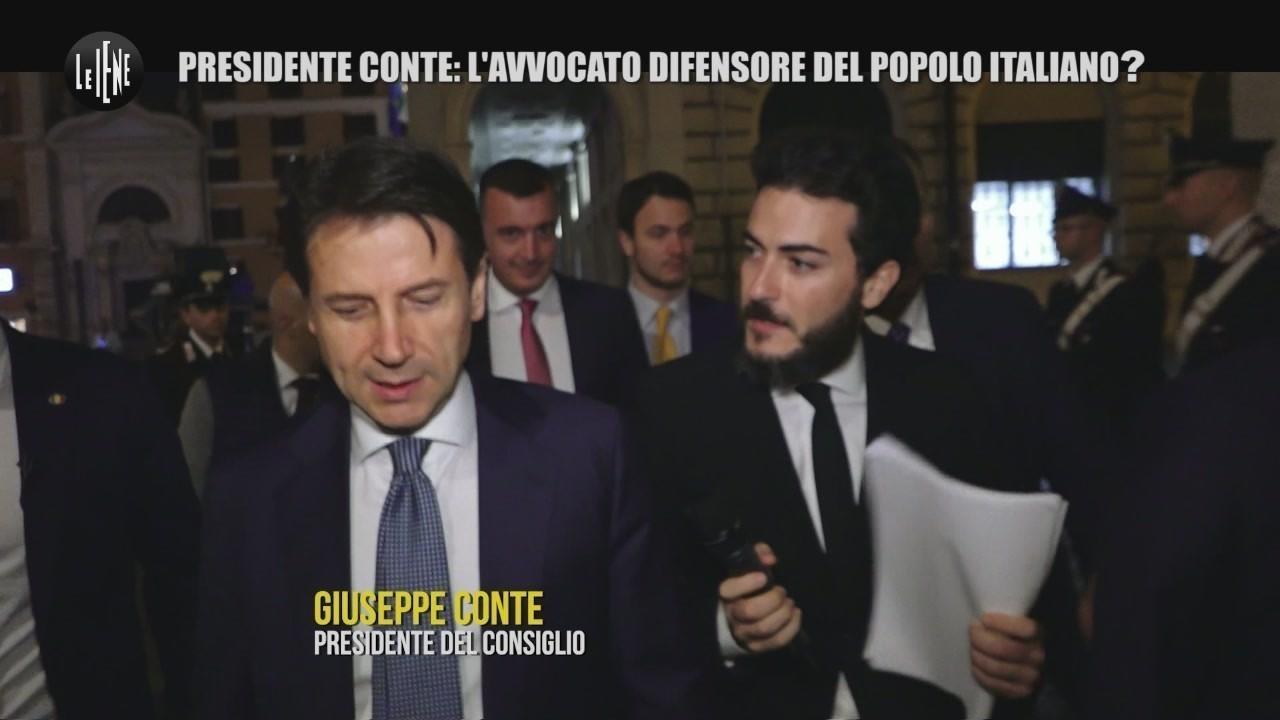 """MONTELEONE: Il premier Conte: """"Conoscevo tutti gli esaminatori del concorso"""""""