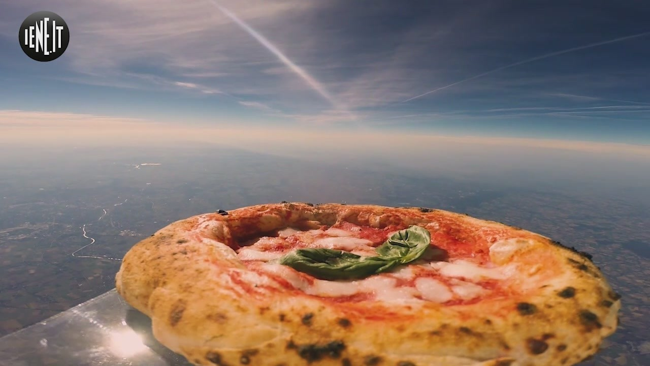 pizza video margherita