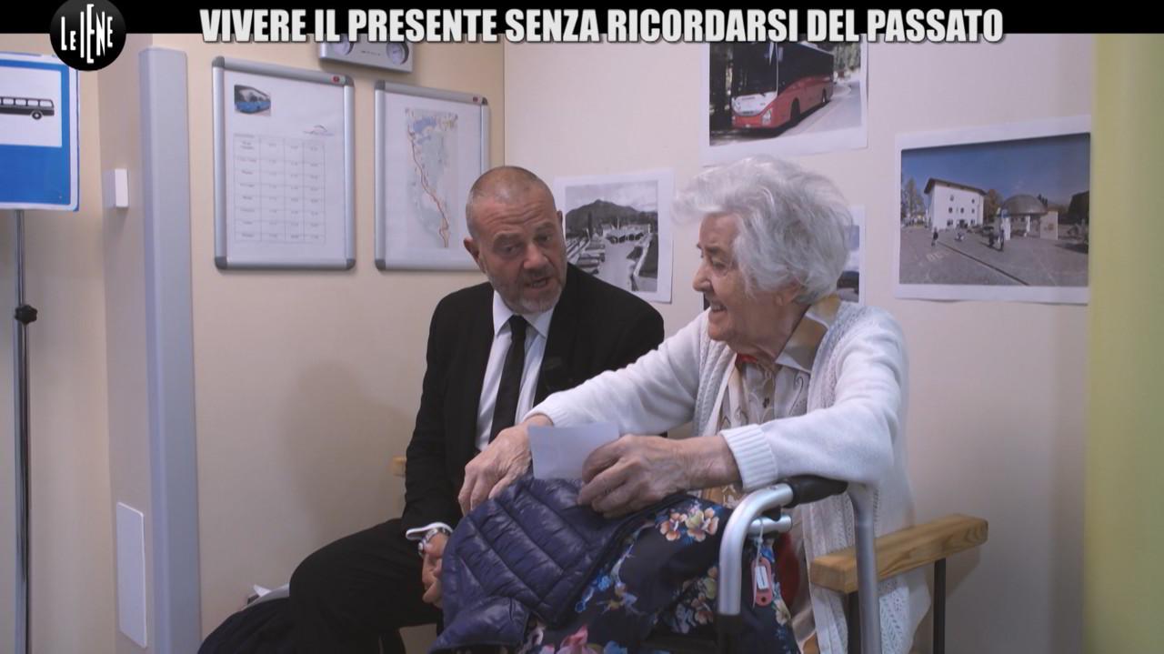 Alzheimer:  nella casa di riposo delle meraviglie   VIDEO