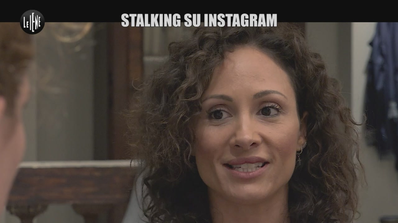 Stalking Instagram Georgia trucco