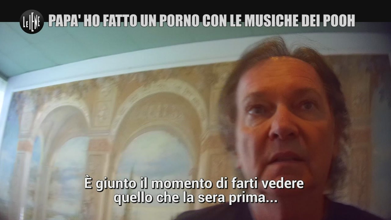 papa film porno figlia Red Canzian Chiara Pooh scherzo Mitch video