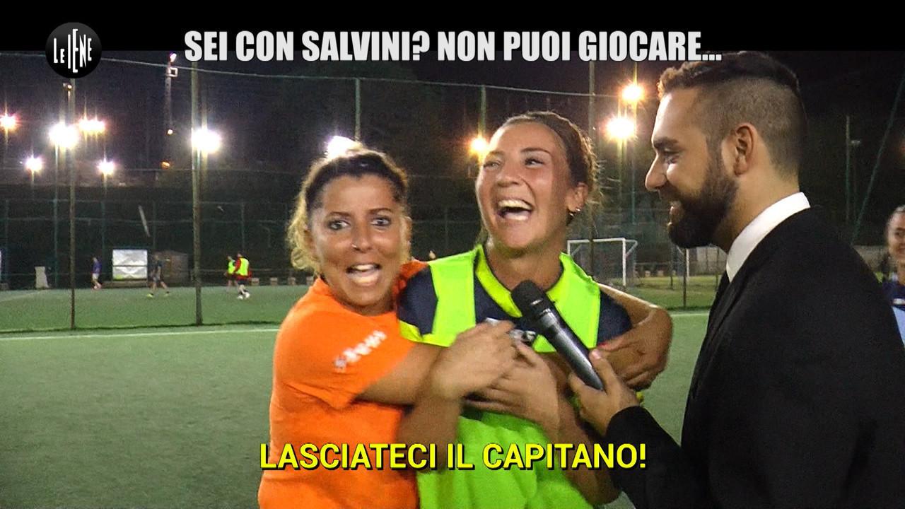 ROSSI: AfroNapoli, esclusa perché candidata con Salvini? Ci pensiamo noi