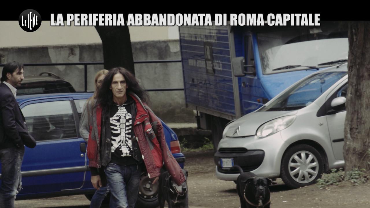 GOLIA: Case popolari e case occupate a Roma: la vita al Laurentino 38