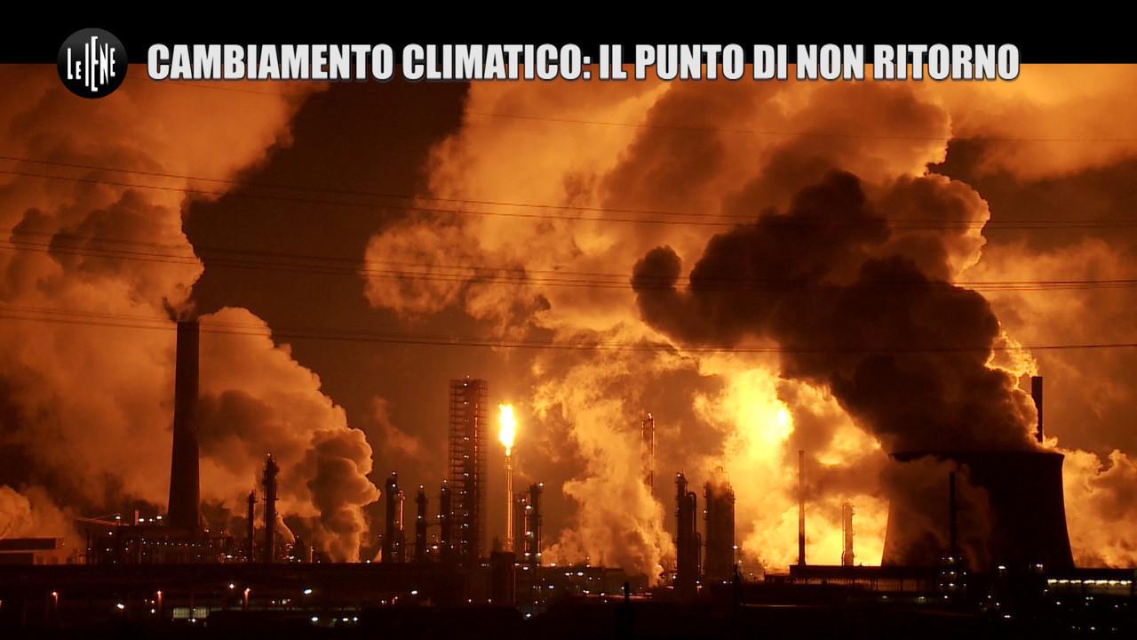 cambiamento climatico riscaldamento globale