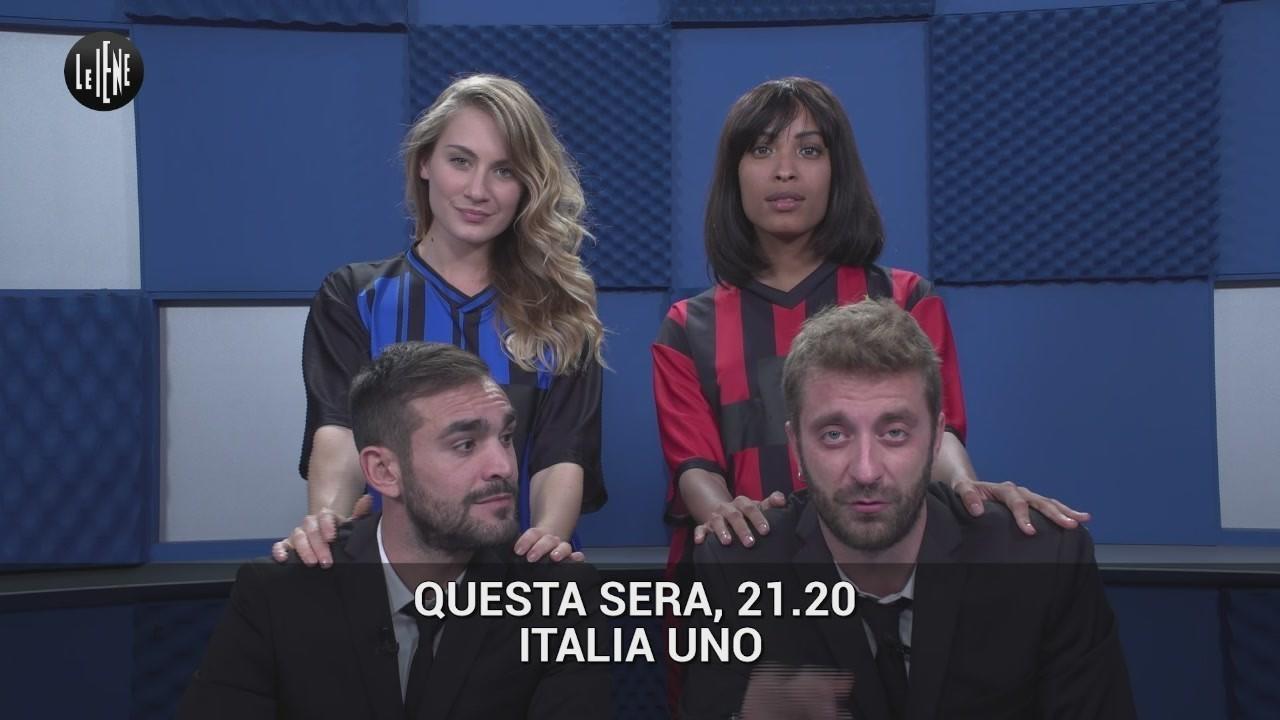Inter Milan derby Milano risultato finale Corti e Onnis