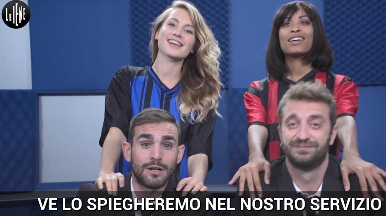 Inter-Milan: Le Iene sanno già il risultato del derby | VIDEO