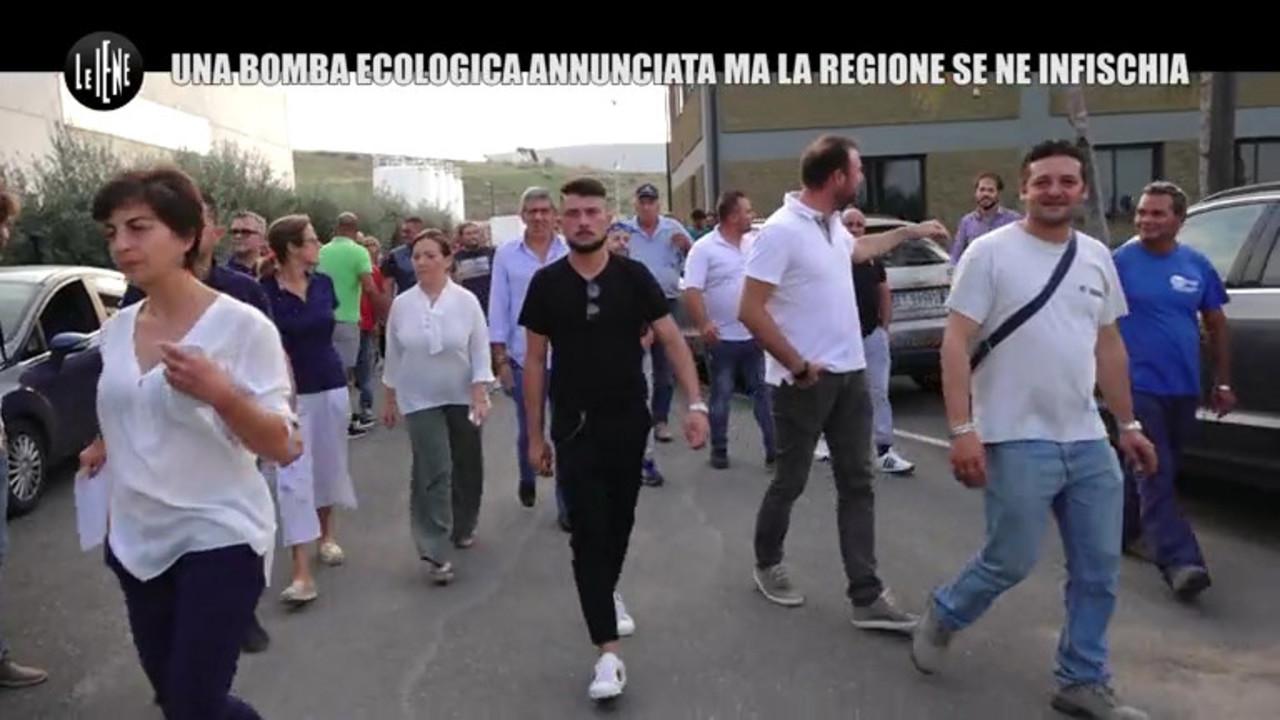 La Regione non risponde: licenziati 60 lavoratori della discarica di Siracusa