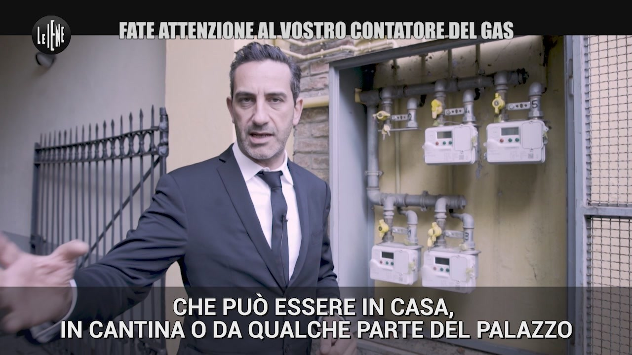 allarme contatori gas consumi bolletta test video
