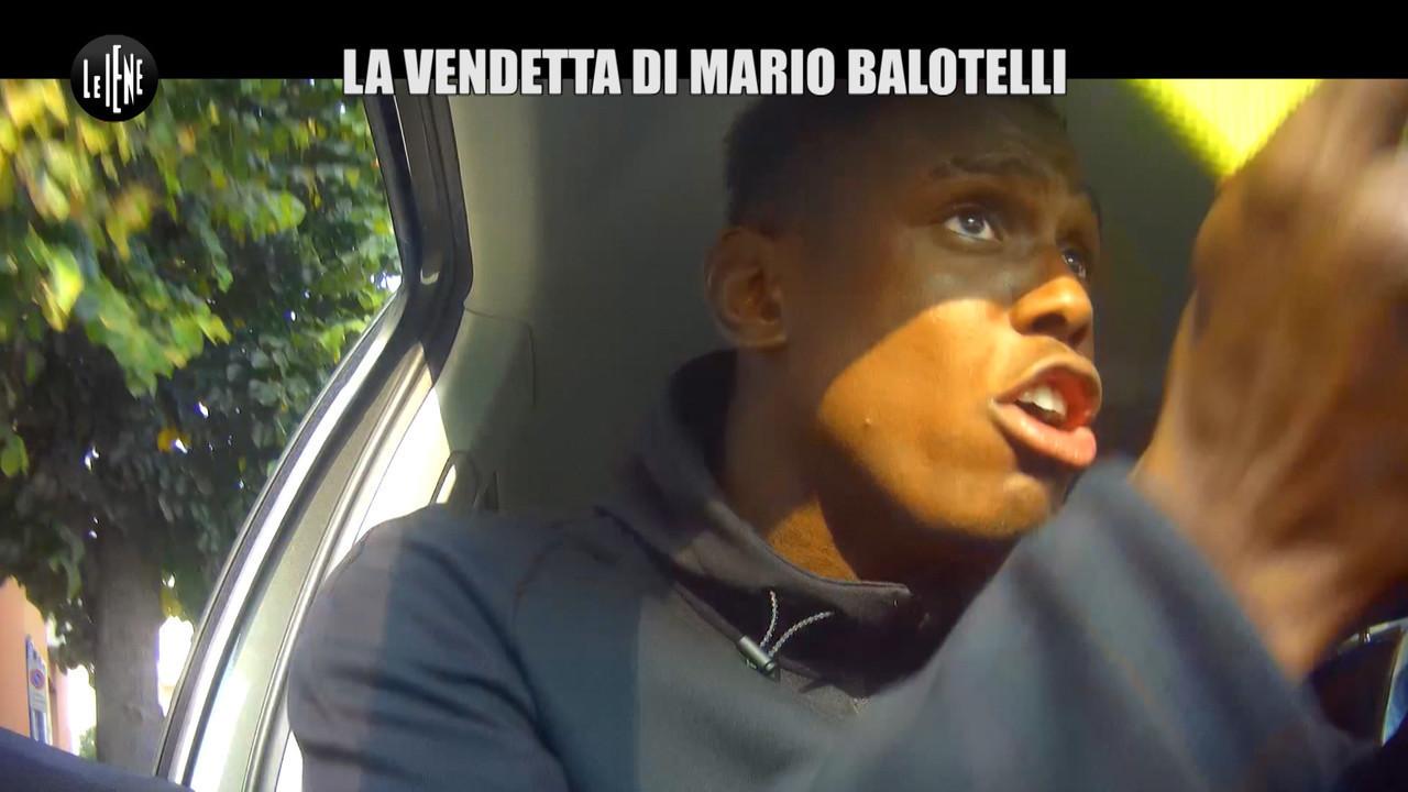 GAZZARRINI: Lo scherzo: la vendetta di Mario Balotelli sul fratello Enock