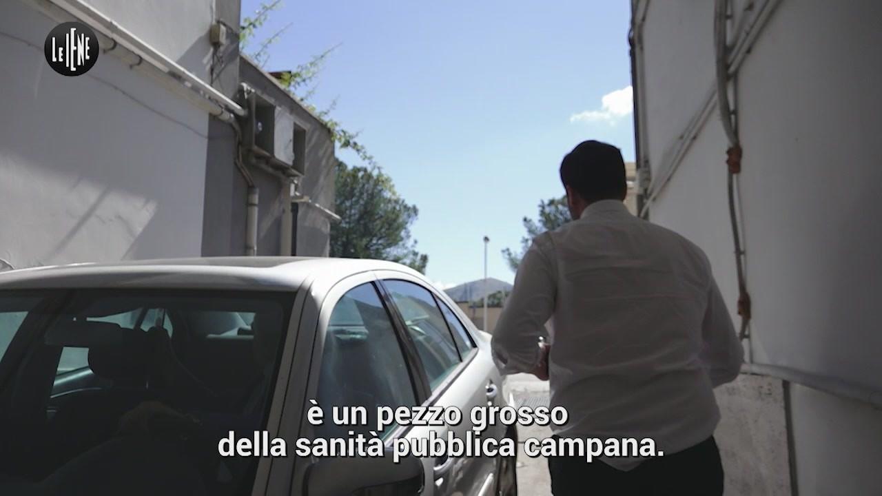 malasanita Caserta Aversa ospedali chirurgo denuncia punito Pecoraro video