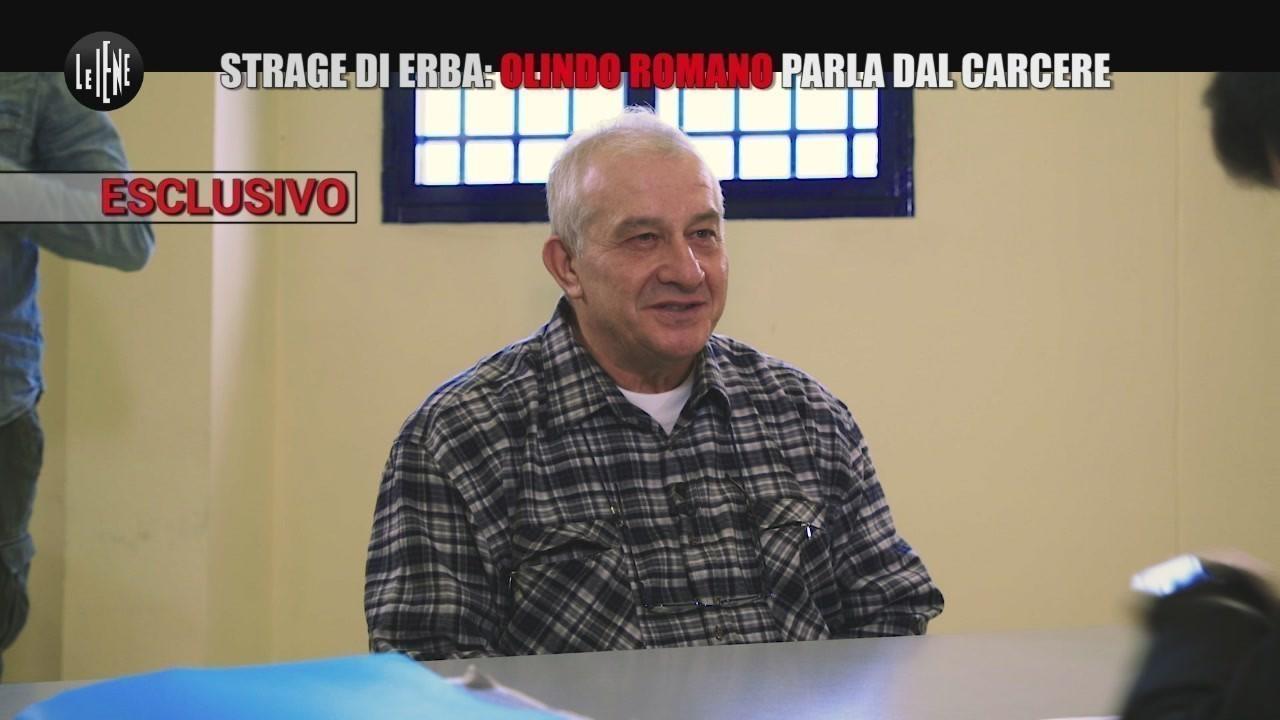Olindo Romano intervista esclusiva carcere strage di Erba Rosa Bazzi Antonino Monteleone