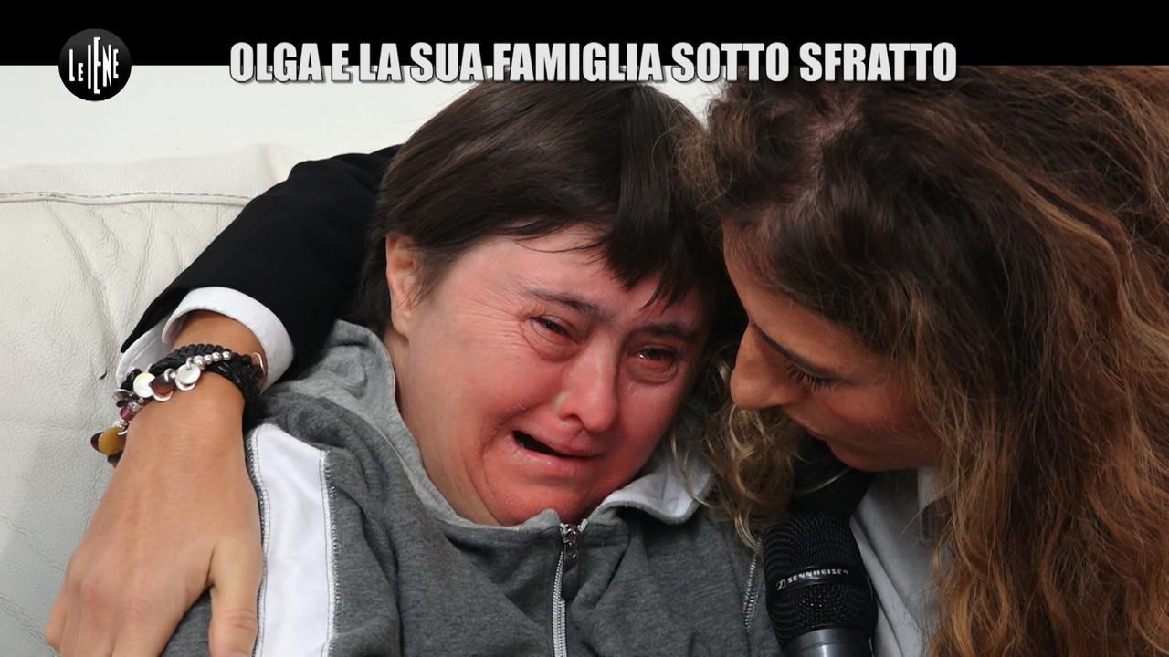 NINA Roma otto ragazzi disabili casa famiglia sfratto
