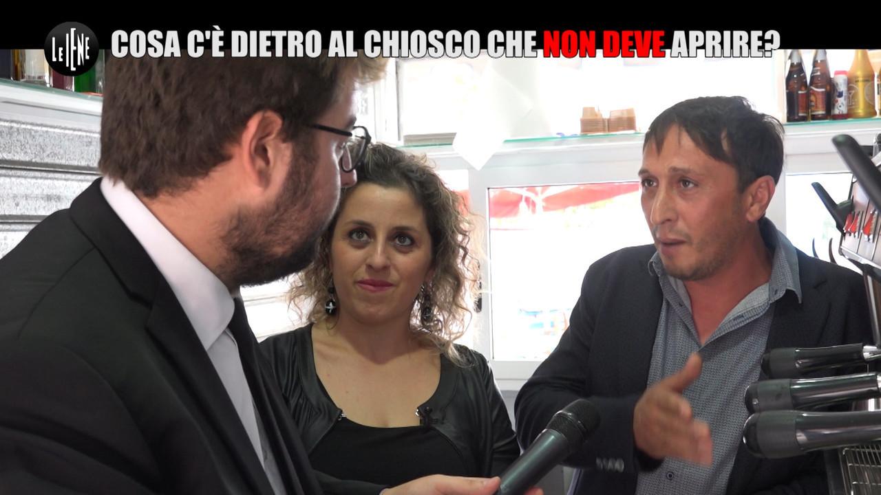 SCHEMBRI Catania chiosco famiglia bloccati dalla burocrazia cannizzo sindaco