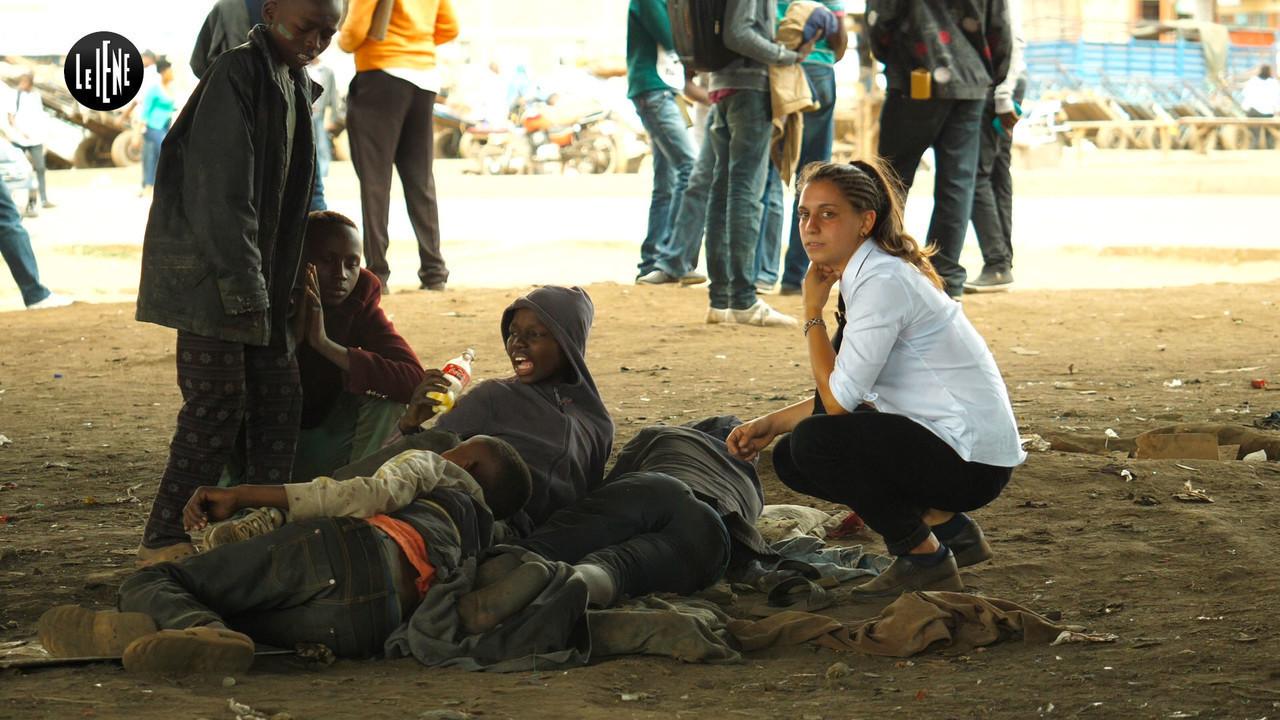 CASASSA servizio civile Kenya bambini droghe povere