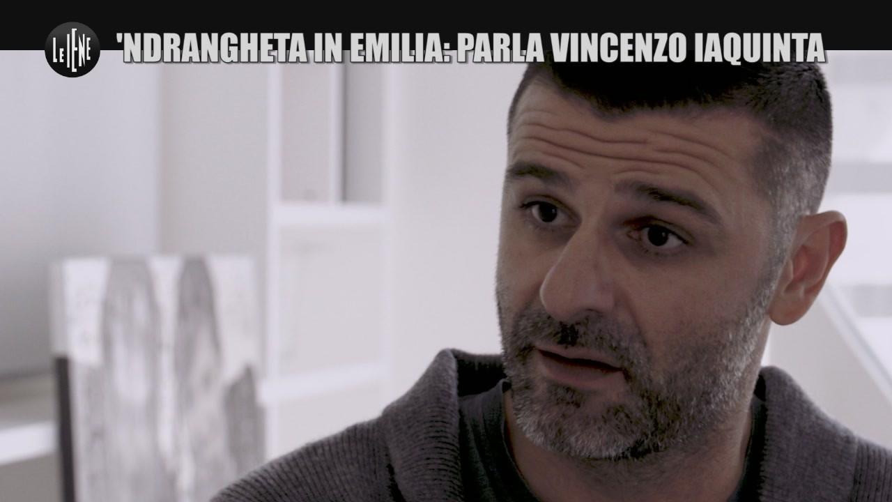 Iaquinta Vincenzo Ndrangheta condannato padre Giuseppe intervista esclusiva Giulio Golia video