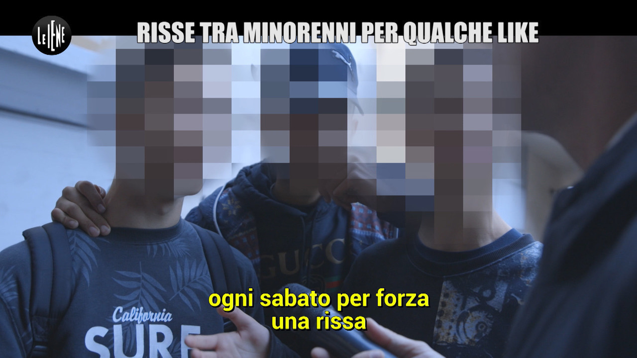 fight club piacenza risse minorenni social