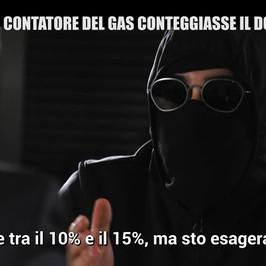 contatori gas anomalie consumi costi esposto Unione consumatori