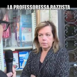 post facebook profughi boldrini razzismo condanna prof