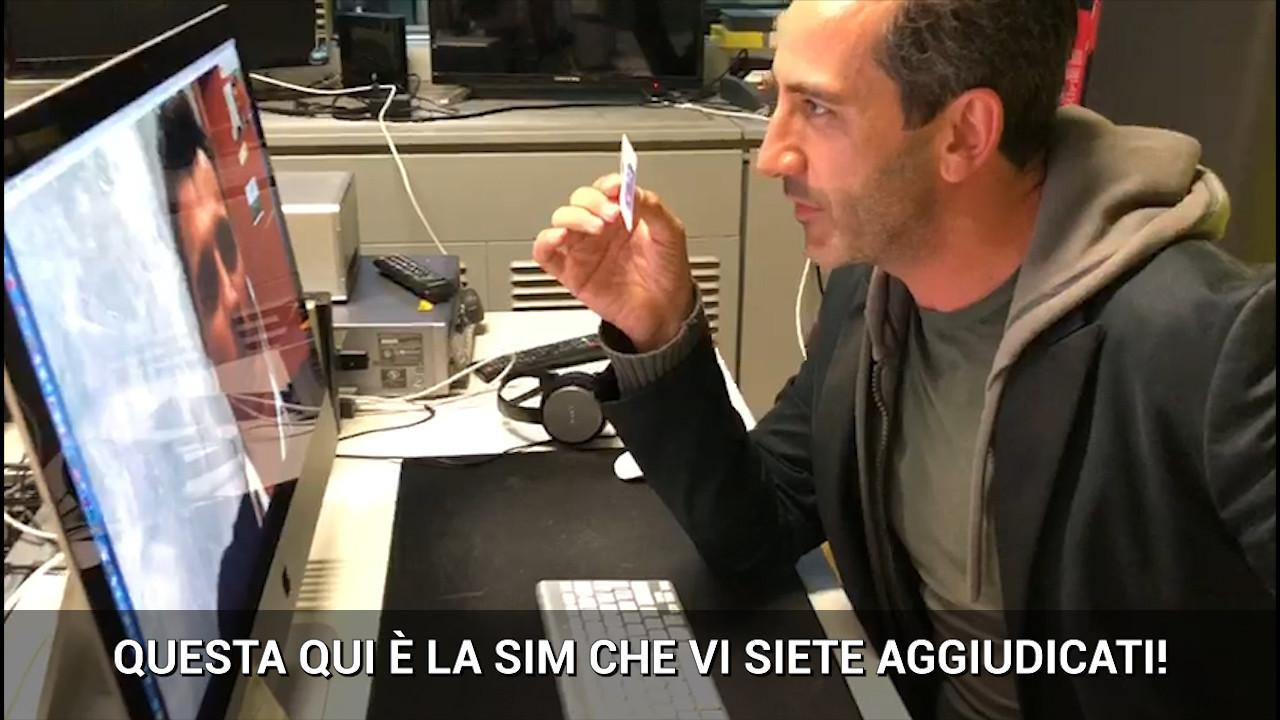 Salvatore e gli altri 4 vincitori dei top number: raccolti 14mila euro contro il cancro | VIDEO