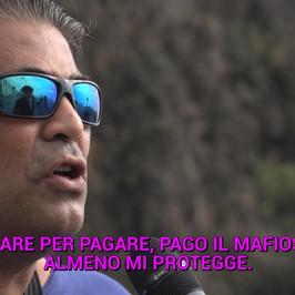 pizzo tangente mafia racket estorsione sicilia palermo Totò Campo le iene
