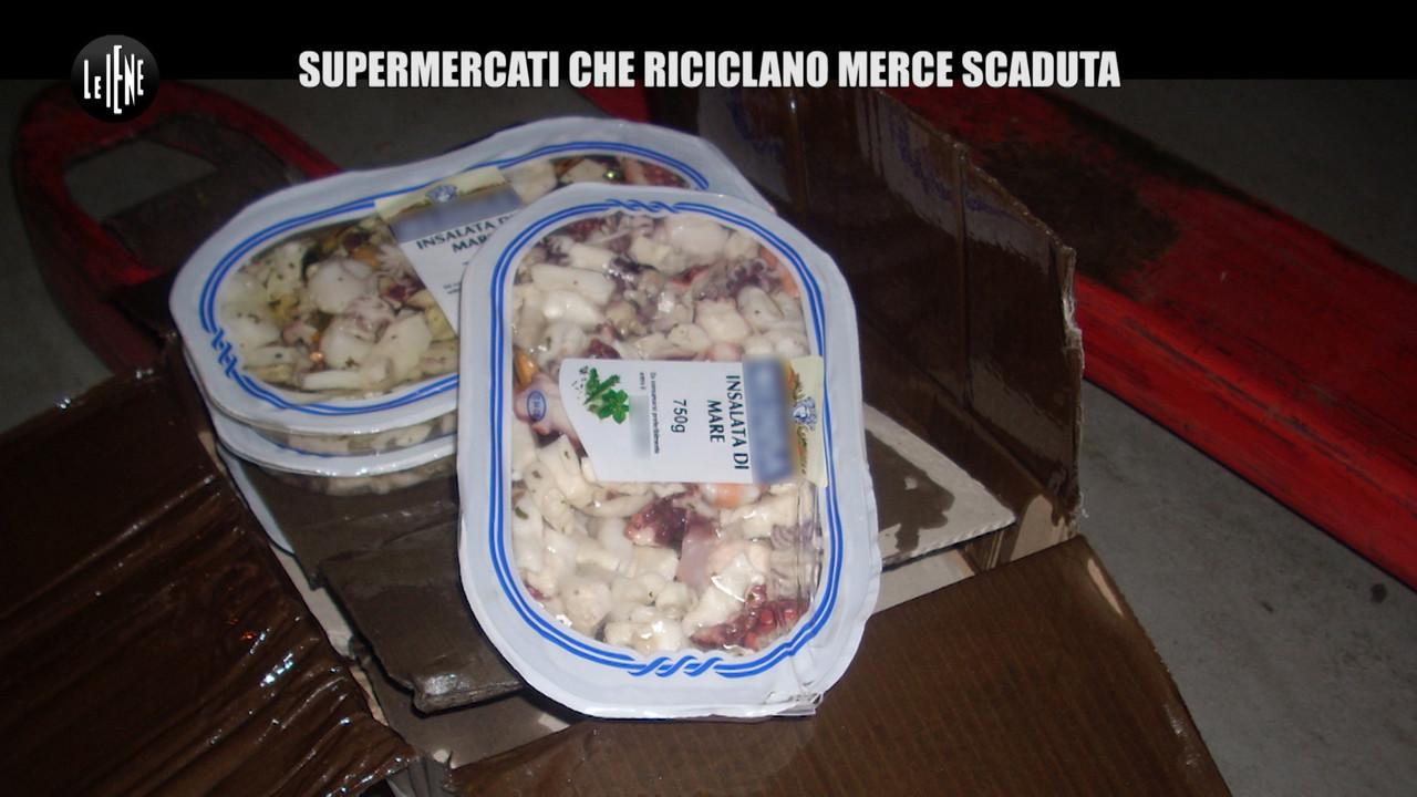 Non solo carne: supermercati che riciclano ogni merce scaduta