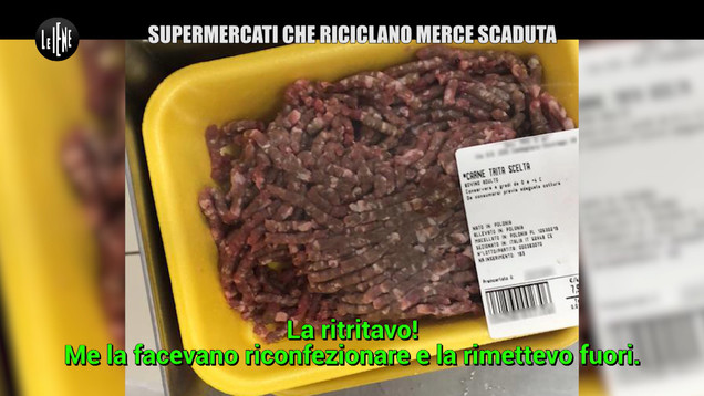 Non solo carne: come i supermercati riciclano ogni merce scaduta
