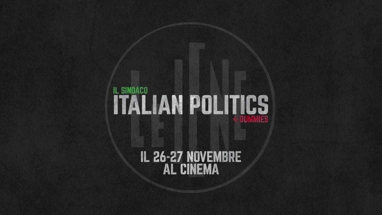italian politics for dummies trailer film
