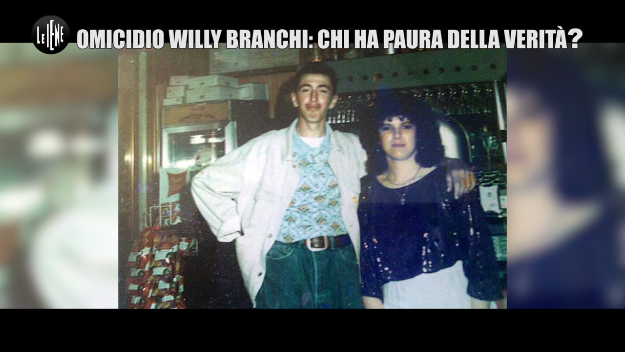 MONTELEONE Willy Branchi morte perversioni sessuali omicidio