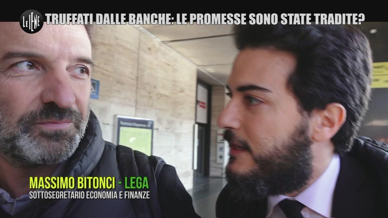 banche risparmiatori truffati rimborsi governo Monteleone video
