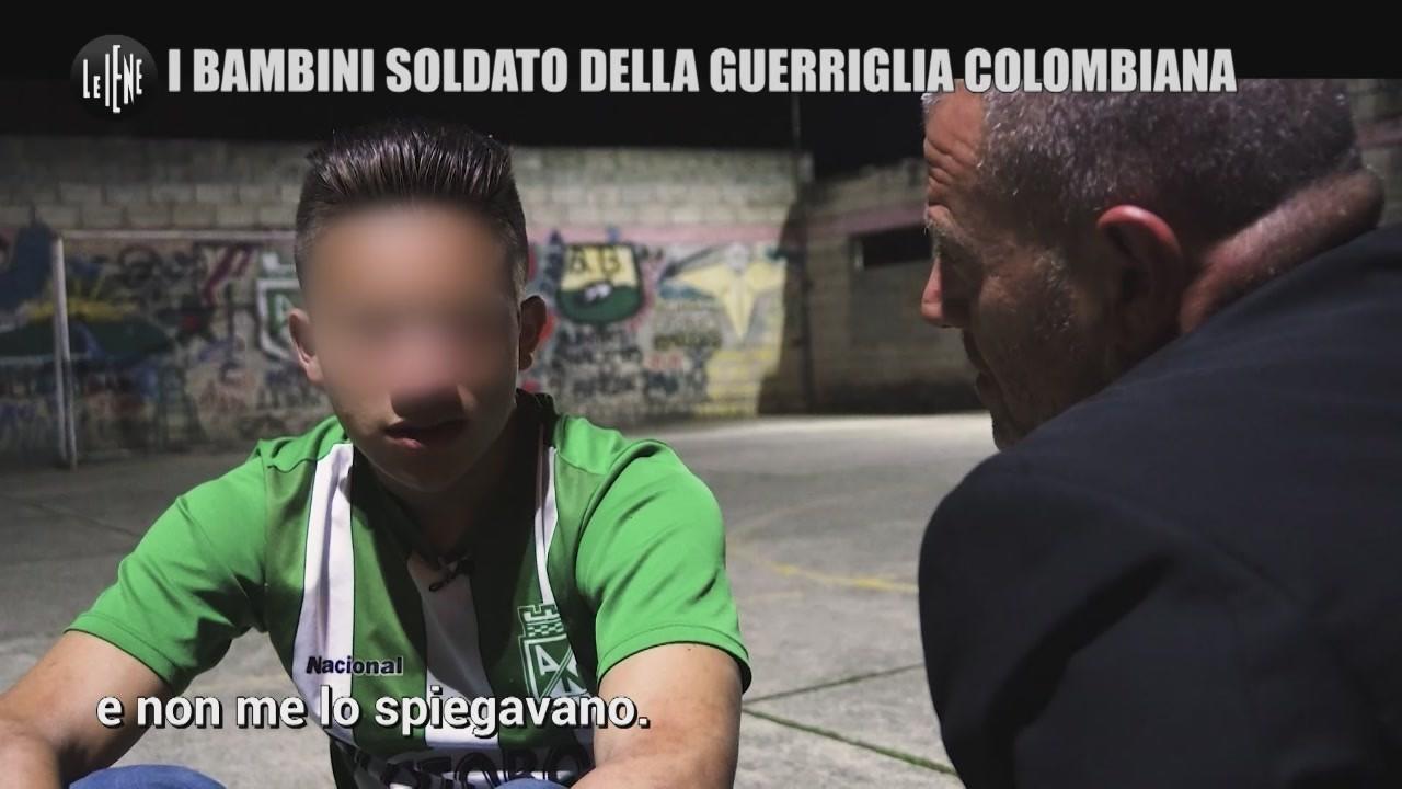 onu infanzia adolescenza giornata mondiale diritti farc colombia guerra morte soldati