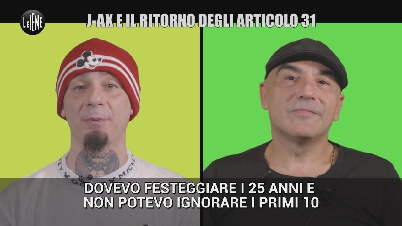 Cizco video j-ax dj-jad articolo 31